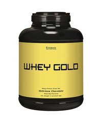 Ultimate Nutrition, Протеин Whey Gold, 2270 грамм