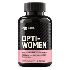 Optimum Nutrition, Витамины Opti-Women (Women's Multiple), 60 капсул