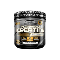 MuscleTech, Креатин Platinum 100% Micronized Creatine, 400 грамм, 400 грамм