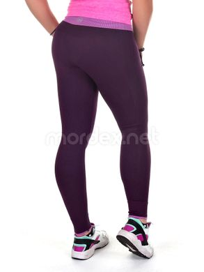 Bodyspace, Лосины Womens Fitness Yoga Purple Leggings