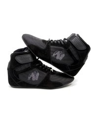 Gorilla Wear, Кроссовки Perry High Tops Pro - Black/Black, Черный, 41