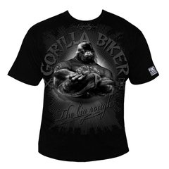 Silberrucken, Футболка GB44 Gorilla Biker Crossed Arms
