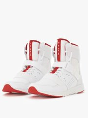 Ryderwear, Кроссовки X-Force Hi-Top White, Белый, 43
