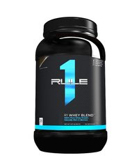 Rule One Proteins, Протеин R1 Whey Blend, 900 грамм*
