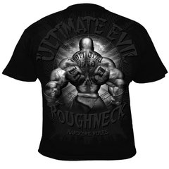 Silberrucken, Футболка MR34 Roughneck Ultimate Fighter чорна