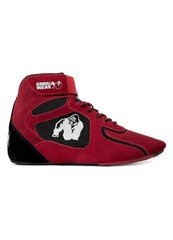 "Gorilla Wear, Кроссовки Chicago High Tops - Red/Black ""Limited"""