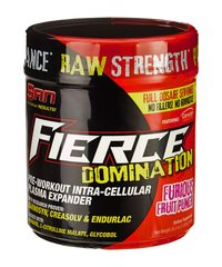 SAN Nutrition, Предтреник Fierce Domination Pre-Workout Plazma Expander