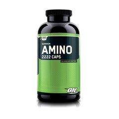 Optimum Nutrition, Аміно Superior Amino 2222 Caps