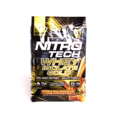 MuscleTech, Протеин Nitro-Tech Whey Plus Isolate Gold, 35 грамм
