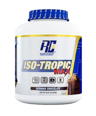 Ronnie Coleman, Протеин Iso-Tropic Max