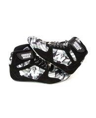 Gorilla Wear, Кроссовки Perry High Tops Pro - Black/Gray Camo, Камуфляж, 41